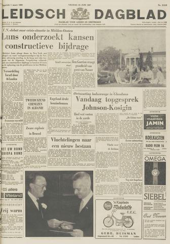 Leidsch Dagblad 1967-06-23