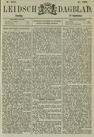Leidsch Dagblad 1876-09-19