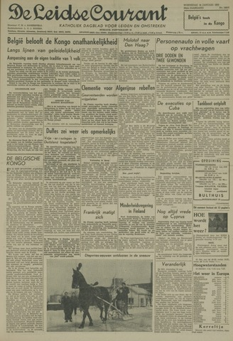Leidse Courant 1959-01-14