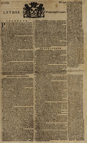 Leydse Courant 1779-12-29