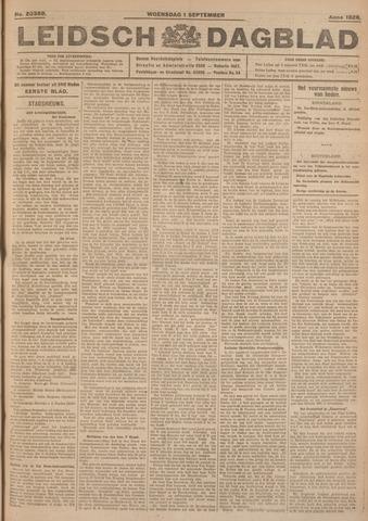 Leidsch Dagblad 1926-09-01