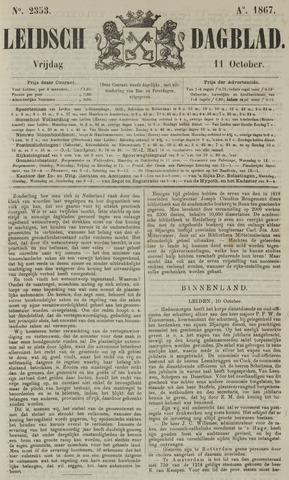 Leidsch Dagblad 1867-10-11