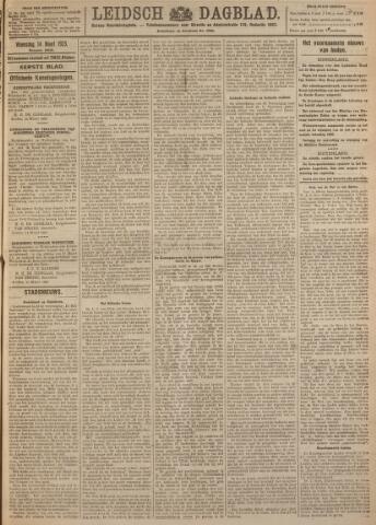 Leidsch Dagblad 1923-03-14