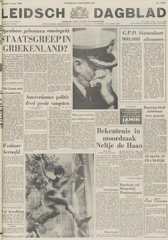 Leidsch Dagblad 1967-12-13