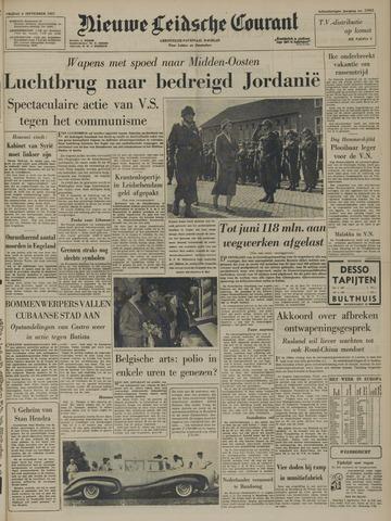 Nieuwe Leidsche Courant 1957-09-06