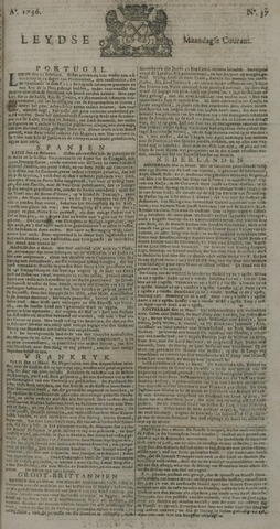 Leydse Courant 1736-03-26