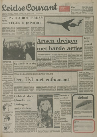 Leidse Courant 1974-12-11