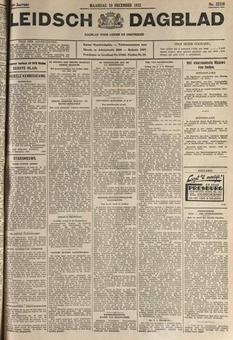 Leidsch Dagblad 1932-12-19
