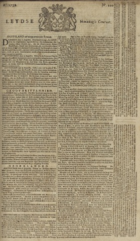 Leydse Courant 1759-08-20