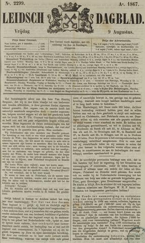 Leidsch Dagblad 1867-08-09
