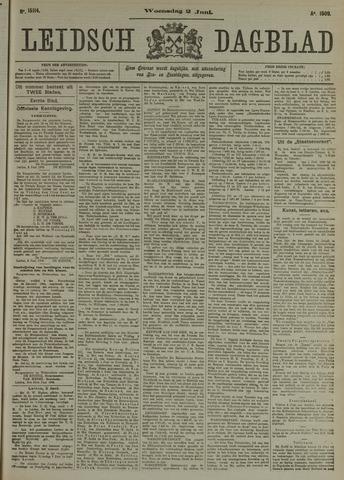 Leidsch Dagblad 1909-06-02