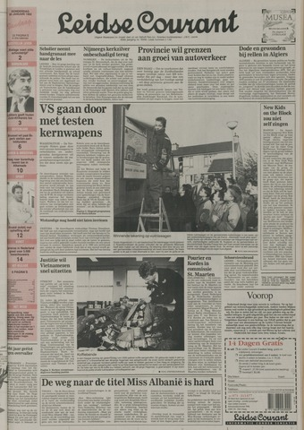 Leidse Courant 1992-01-30