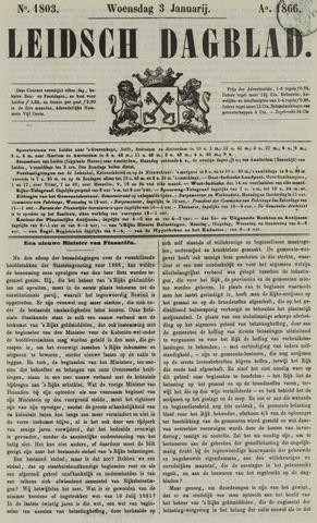 Leidsch Dagblad 1866-01-03