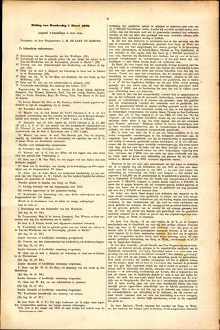 Handelingen van de Raad 1883-03-01