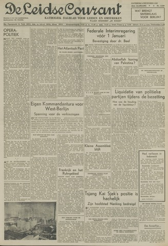 Leidse Courant 1948-12-04