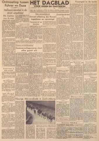 Dagblad voor Leiden en Omstreken 1944-04-26
