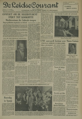 Leidse Courant 1962-10-01