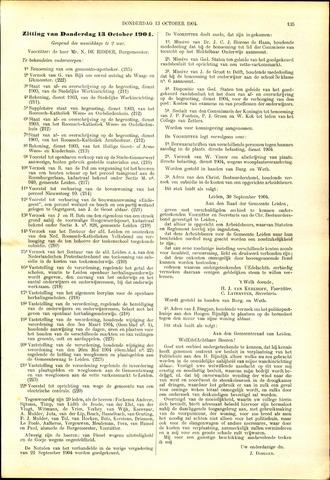Handelingen van de Raad 1904-10-13