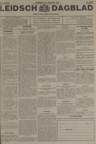 Leidsch Dagblad 1935-08-22