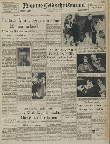 Nieuwe Leidsche Courant 1957-05-23