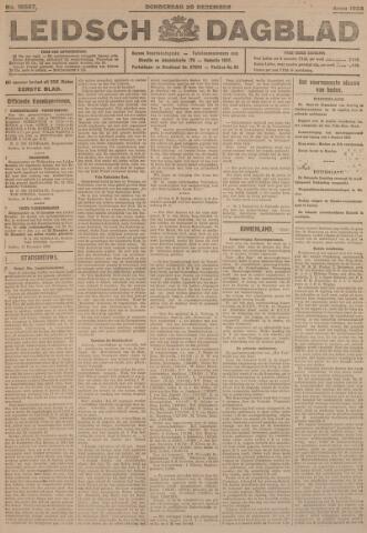 Leidsch Dagblad 1923-12-20