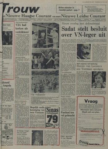 Nieuwe Leidsche Courant 1975-07-23