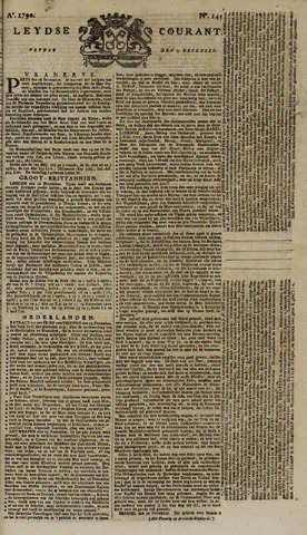 Leydse Courant 1790-12-03