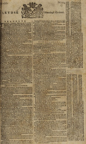 Leydse Courant 1777-09-22