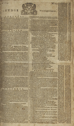 Leydse Courant 1754-12-18