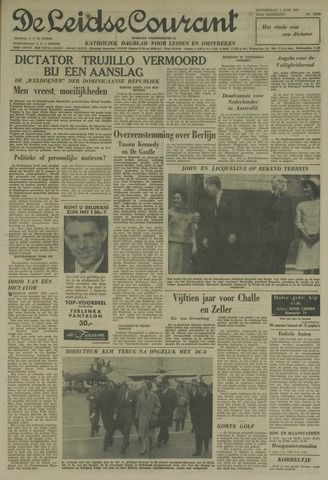 Leidse Courant 1961-06-01