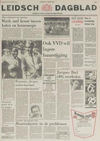 Leidsch Dagblad 1978-10-09