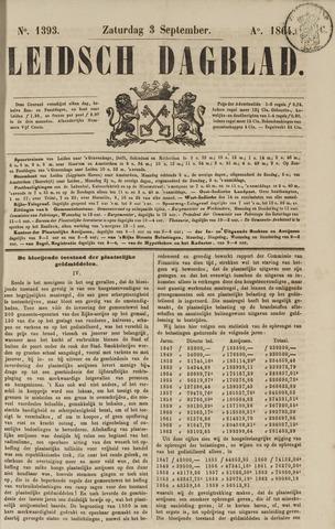Leidsch Dagblad 1864-09-03