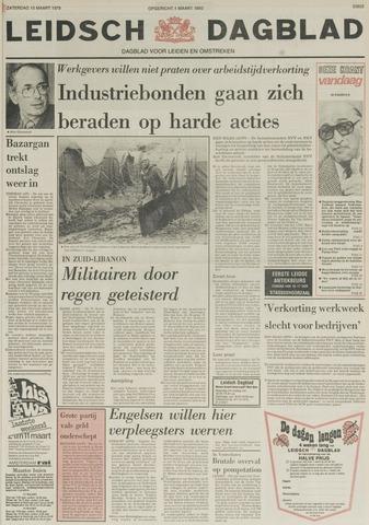 Leidsch Dagblad 1979-03-10
