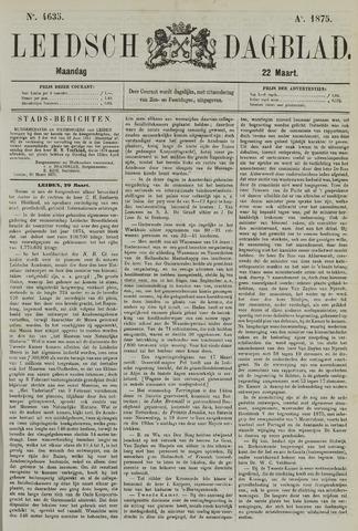 Leidsch Dagblad 1875-03-22