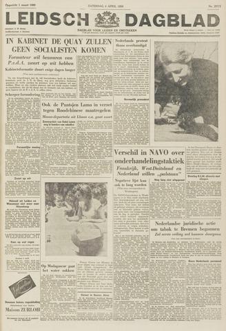 Leidsch Dagblad 1959-04-04