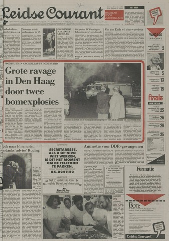Leidse Courant 1989-10-28