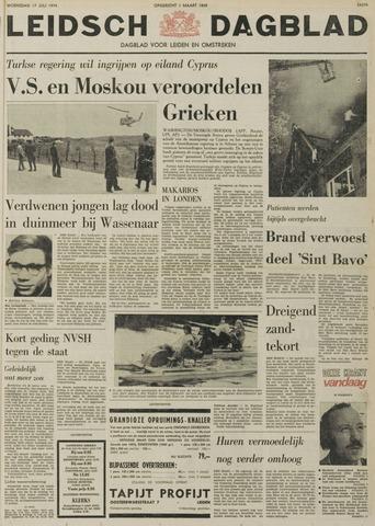 Leidsch Dagblad 1974-07-17