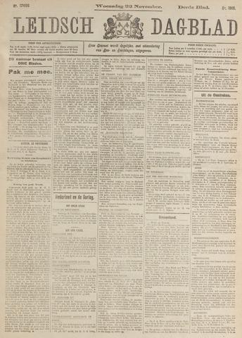 Leidsch Dagblad 1916-11-22