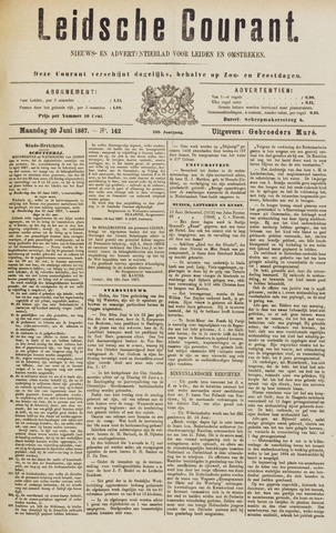 Leydse Courant 1887-06-20