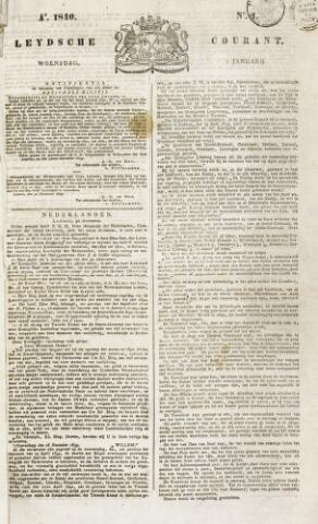 Leydse Courant 1840