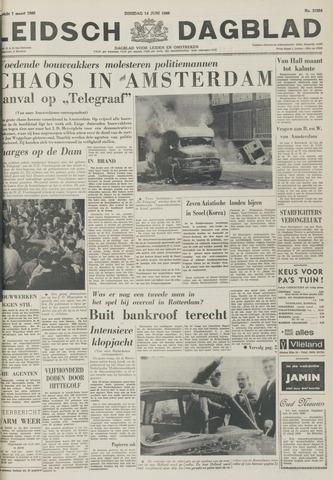 Leidsch Dagblad 1966-06-14
