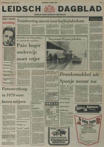 Leidsch Dagblad 1980-01-16