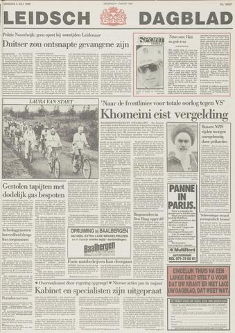 Leidsch Dagblad 1988-07-05