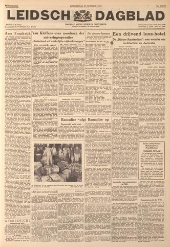 Leidsch Dagblad 1947-10-23