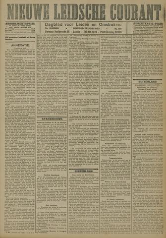 Nieuwe Leidsche Courant 1923-06-26
