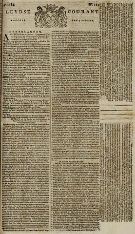 Leydse Courant 1784-10-04