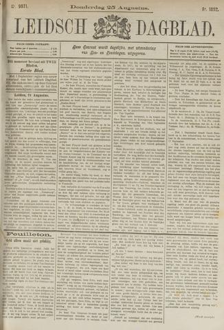 Leidsch Dagblad 1892-08-25