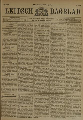 Leidsch Dagblad 1909-04-28
