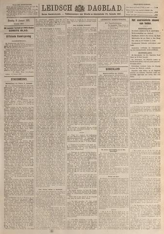 Leidsch Dagblad 1921-01-18