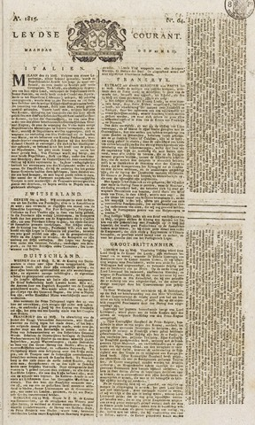 Leydse Courant 1815-05-29